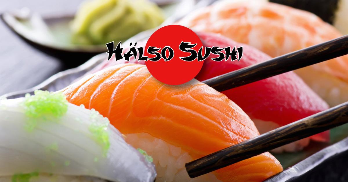 Hälso Sushi i Bollebygd